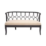 Cole & Grey Wooden Dining Bench