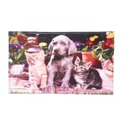 Zingz & Thingz Dogs and Cats Floor Mat