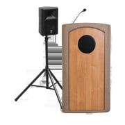 Accent Lecterns Dan James Original Classic Wireless Presenter Full Podium
