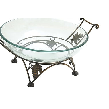 Cole & Grey Urban Trends Lounging Fruit Bowl