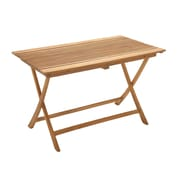 Cole & Grey Rectangular Folding Table