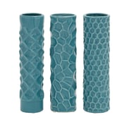Cole & Grey 3 Piece Ceramic Vase Set (Set of 3)