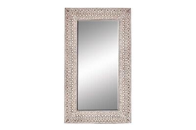 Cole & Grey Polystone Frame Mirror