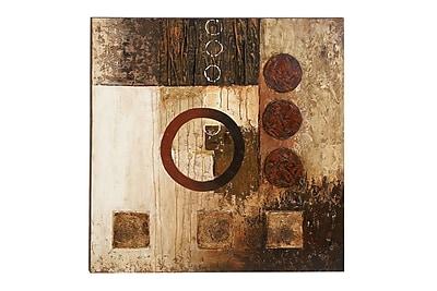 Cole & Grey Print on Canvas