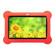 "Worryfree Gadgets® Zeepad 7"" Kids Tablet, 4GB, Android 4.4 KitKat, Red"