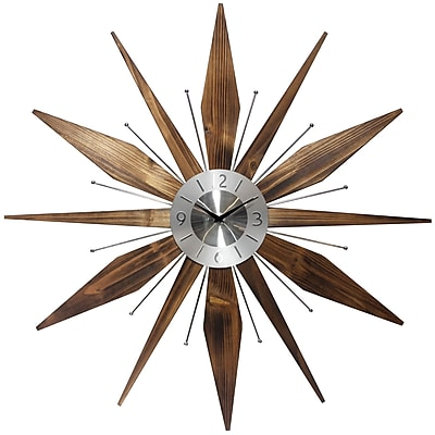Infinity Instruments Utopia Wall Clock, 30