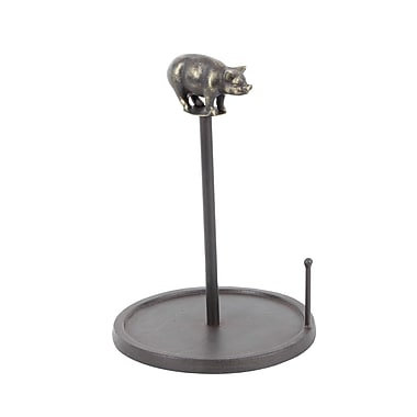 Cole & Grey Metal Pig Tissue Holder