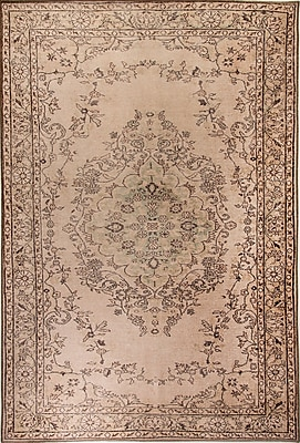 Dynamic Rugs Illusion Beige Area Rug; 5'3'' x 7'7''