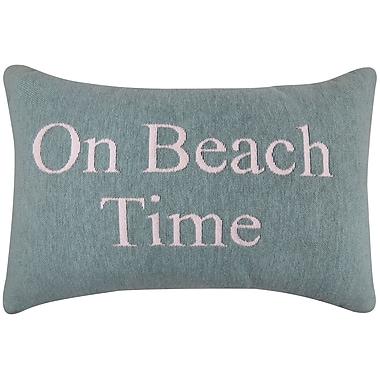 Park B Smith Ltd Beach Time Tapestry Decorative Lumbar Pillow