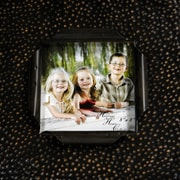 Boulder Innovations Hammered Metal Picture Frame