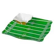 Encore Concepts Sports Football Chip and Dip Melamine Platter