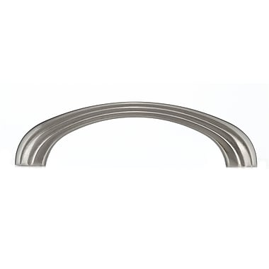 Richelieu Arch Pull; Brushed Nickel