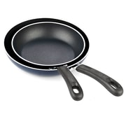 Cook N Home 2-Piece Non-Stick Frying Pan Set