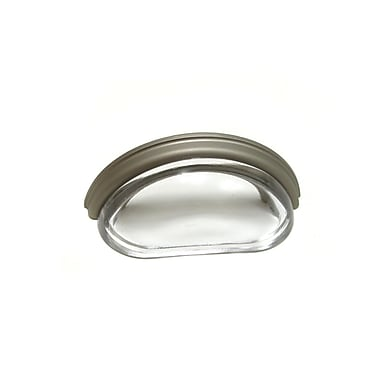 Richelieu 3'' Center Cup/Bin Pull; Mat Nickel