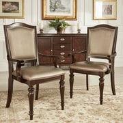 Darby Home Co Hobart Arm Chairs (Set of 2) by
