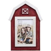 Prinz Wood Barn Picture Frame; 4'' x 6''