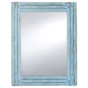 Prinz Water's Edge Homestead Accent Wall Mirror; Blue