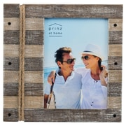 Prinz Water's Edge Starboard Natural Plank Picture Frame; 5'' x 7''
