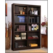 Red Barrel Studio 72'' Standard Bookcase; Espresso