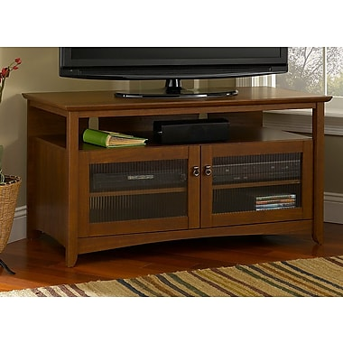 Darby Home Co Buena Vista TV Stand; Serene Cherry