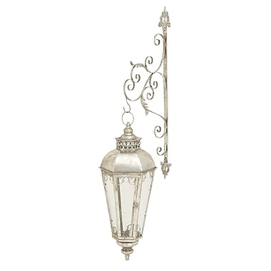 Cole & Grey Metal Sconce