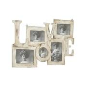 Cole & Grey Wood Wall Photo Frame