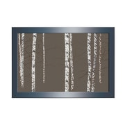 Cole & Grey Wood and Mirror Wall Decor