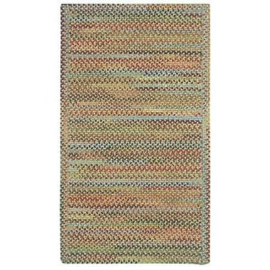 August Grove Phoebe Dusty Multi Rug; Cross Sewn 3' x 5'