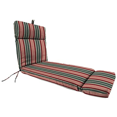 Alcott Hill Outdoor Chaise Lounge Cushion