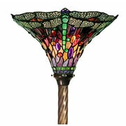 August Grove Quince 72'' Torchiere Floor Lamp