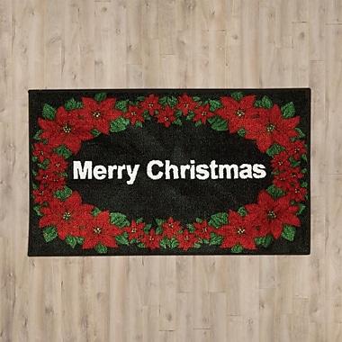 Alcott Hill Currahee Merry Christmas Doormat