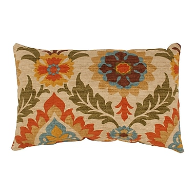 Alcott Hill Rockhill Cotton Lumbar Pillow