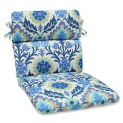 Alcott Hill Rockhill Outdoor Chair Cushion; Azure