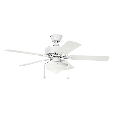 Alcott Hill Borgen 52'' Select 5 Blade Patio Fan