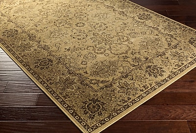 Alcott Hill Redding Beige Area Rug; 5'3'' x 7'3''