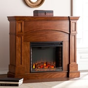 Alcott Hill Tuscany Heights Convertible Electric Fireplace
