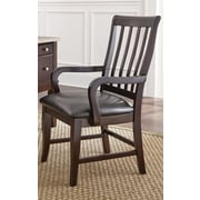 Alcott Hill Monarch Bankers Chair