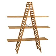 Eddie's Hang-Up Display Ltd. - Étagères de présentation en bois avec 3 tablettes, pin (215301)