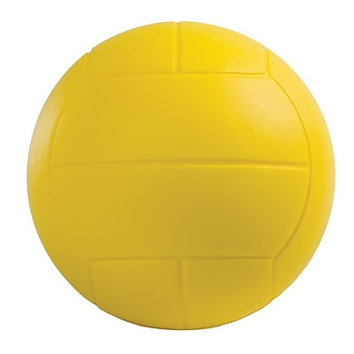 Champion Sports® Foam Coated Volleyball, Yellow