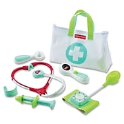 Fisher-Price Plastic Play Medical Kit, Multicolor