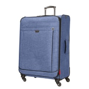 Ricardo Beverly Hills Malibu Bay, 25in. Expandable Spinner Luggage, Blue