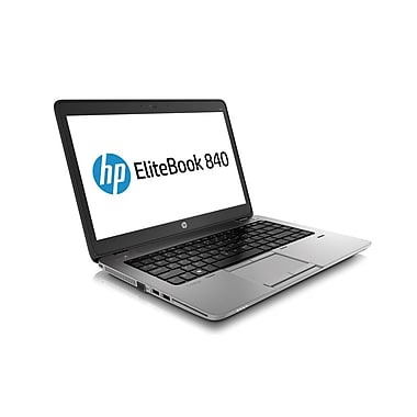HP - Portatif EliteBook 840 G1 14 po remis à neuf, 1,6 GHz Intel Core i5-4200U, DD 320 Go, 4 Go DDR3, Windows 10 Pro