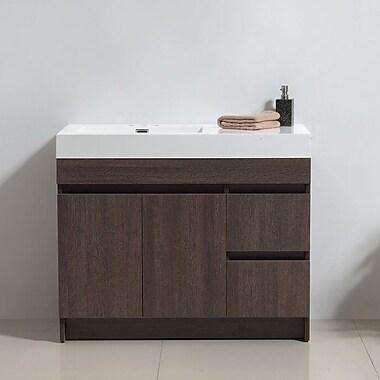 Eviva Beach 39'' Single Bathroom Vanity Set
