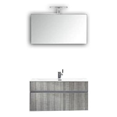 Eviva Ashy 36'' Single Bathroom Vanity Set
