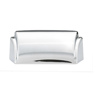 Richelieu 1 1/4'' Center Cup/Bin Pull; Chrome
