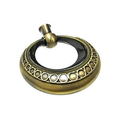 Richelieu Ring Pull; Antique English