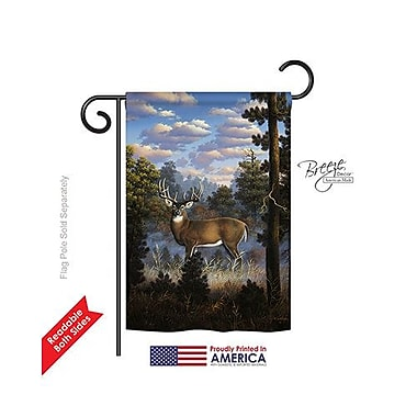 TwoGroupFlagCo Morning Light 2-Sided Vertical Flag; 18.5'' H x 13'' W