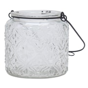 CKK Home D cor, LP Stonebriar Glass Lantern