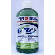 Minus H2O - Nettoyant multi-usages, agrumes, 250 ml