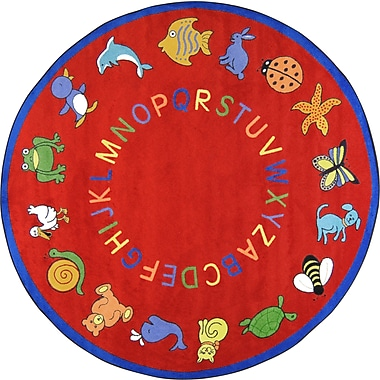 Joy Carpets ABC Animals, 7'7